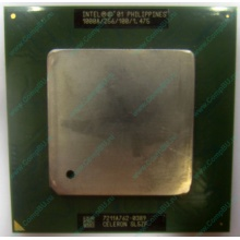 Celeron 1000A в Чебоксары, процессор Intel Celeron 1000 A SL5ZF (1GHz /256kb /100MHz /1.475V) s.370 (Чебоксары)