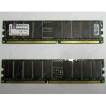Серверная память 512Mb DDR ECC Registered Kingston KVR266X72RC25L/512 pc2100 266MHz 2.5V (Чебоксары).