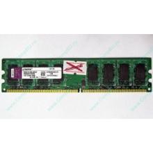 ГЛЮЧНАЯ/НЕРАБОЧАЯ память 2Gb DDR2 Kingston KVR800D2N6/2G pc2-6400 1.8V  (Чебоксары)