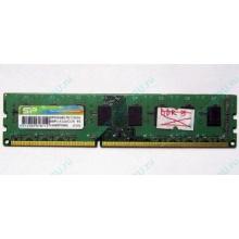 НЕРАБОЧАЯ память 4Gb DDR3 SP (Silicon Power) SP004BLTU133V02 1333MHz pc3-10600 (Чебоксары)