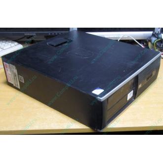 Б/У компьютер HP Compaq 6000 SFF (Intel Pentium Dual Core E5400 (2x2.7GHz) /2Gb /320Gb /ATX 240W minidesktop /WINDOWS 7 PRO) - Чебоксары