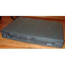 Б/У маршрутизатор Cisco 881 в Чебоксары, Б/У роутер Cisco 881 (Чебоксары)