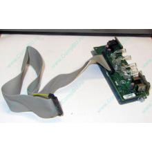 Панель передних разъемов (audio в Чебоксары, USB) и светодиодов для Dell Optiplex 745/755 Tower (Чебоксары)