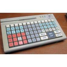 POS-клавиатура HENG YU S78A PS/2 белая (без кабеля!) - Чебоксары