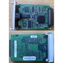 Внутренний принт-сервер Б/У HP JetDirect 615n J6057A (Чебоксары)